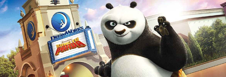 Kung Fu Panda Ride