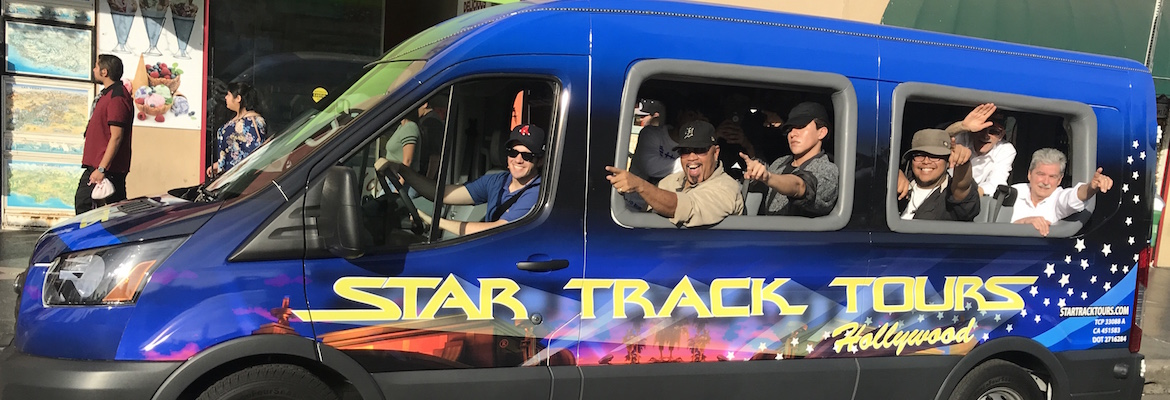 Star Track Tour Pictures
