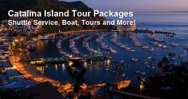 Catalina Island Tour Packages