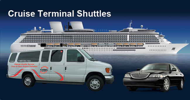 Lax Airport Shuttle Los Angeles Sightseeing Tours Karmel Shuttle
