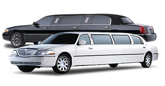 Luxury 10 to 12 passenger Limousines