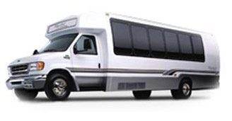 10 Passenger Mini Coach
