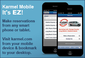 Mobile Reservations are EZ with Karmel Mobile