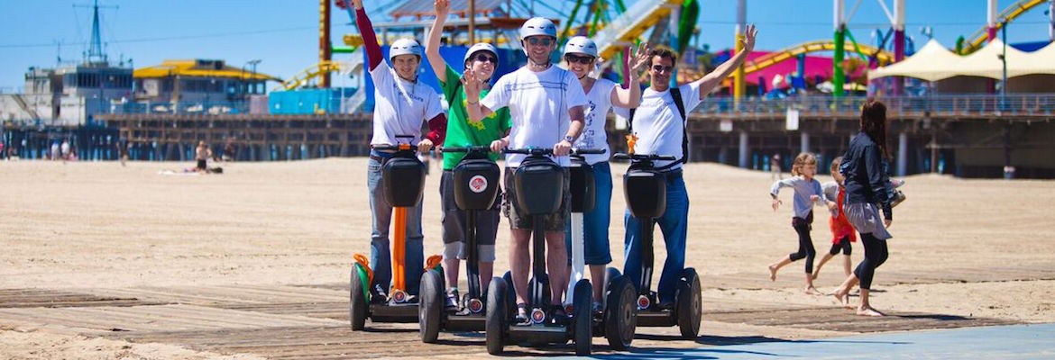 Segway Group Tours